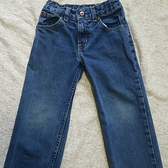 Faded Glory Other - Boy's Faded Glory blue Jean's 4 w/grass stain
